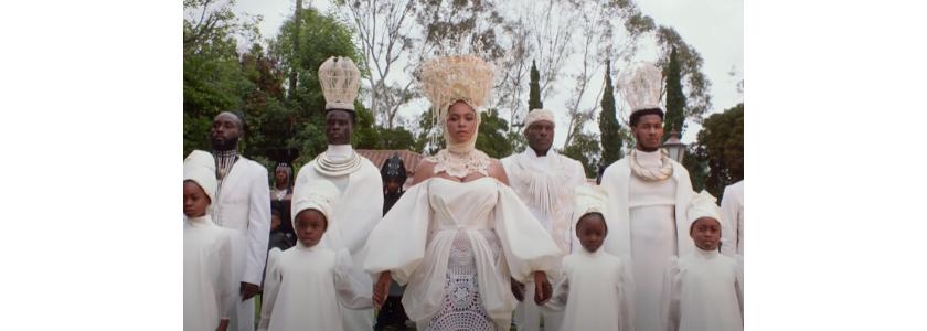 Beyoncé x Black is King