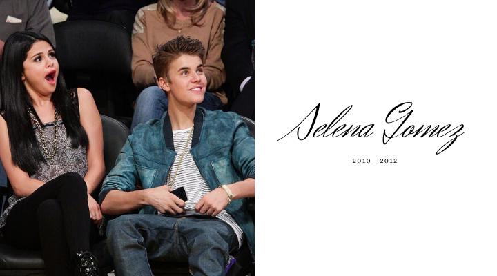 เซเลน่า โกเมซ (Selena Gomez) แฟนคลับทั่วโลกเชียร์ให้ลงเอยกัน (ธันวาคม 2010 – พฤศจิกายน 2012)