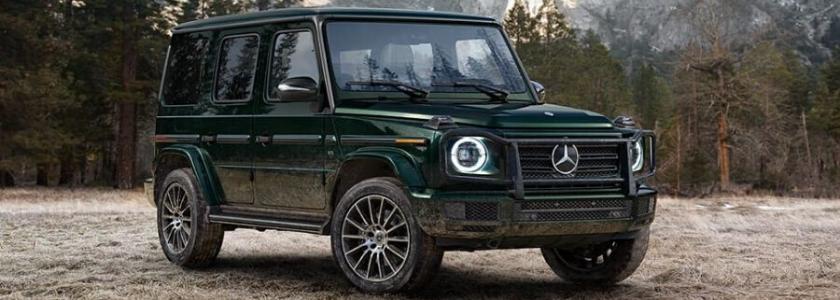 Benz G - Class
